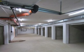 project Montevideo - underground garages